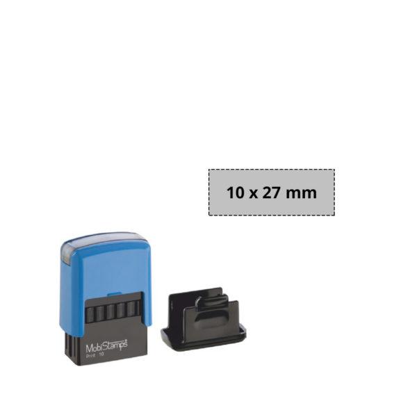 Timbro Autoinchiostrante Mobi Sirda 10 x 27 mm