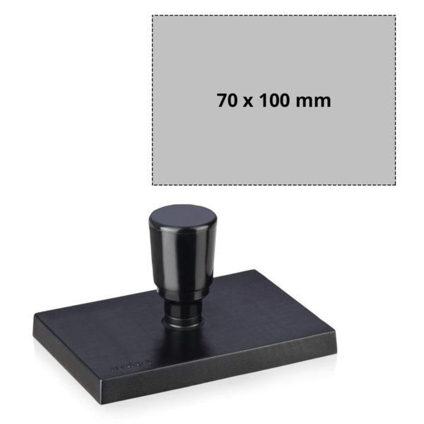 Immagine Prodotto Timbri Manuali Rettangolari 10070