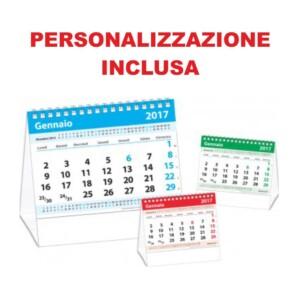 Calendario da Tavolo Personalizzabili - Timbrimania