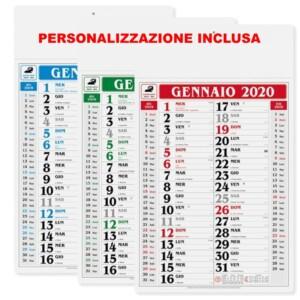 Foto Calendari Personalizzabili